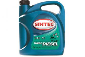 Sintec Sae 30 Turbo M10DM 5L